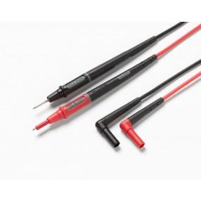 Fluke TL175E coppia puntali TwistGuard con punte a molla da 4mm