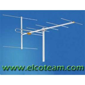 Antenna Yagi VHF Televes TV1065