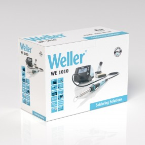 Weller WE1010 Kit con Stazione Digitale WE1 e Stilo WEP70 da 70W