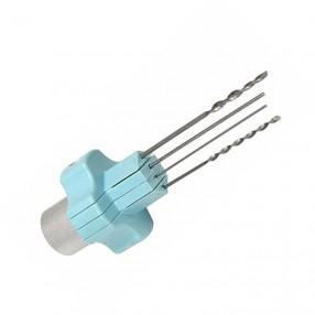 Weller T0051350199  aghi di ricambio per utensile pulisci ugelli 0,4/0,9/1,4/1,9 mm
