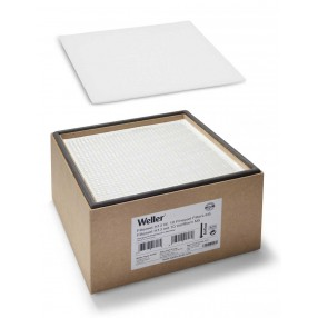 Weller T0058762701 Kit Filtri per Aspriafumi Weller Zero Smog 2, Zero Smog EL, WFE 2ES / CS