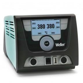 Weller WX2 Unità di controllo 2 Canali T0053420699N