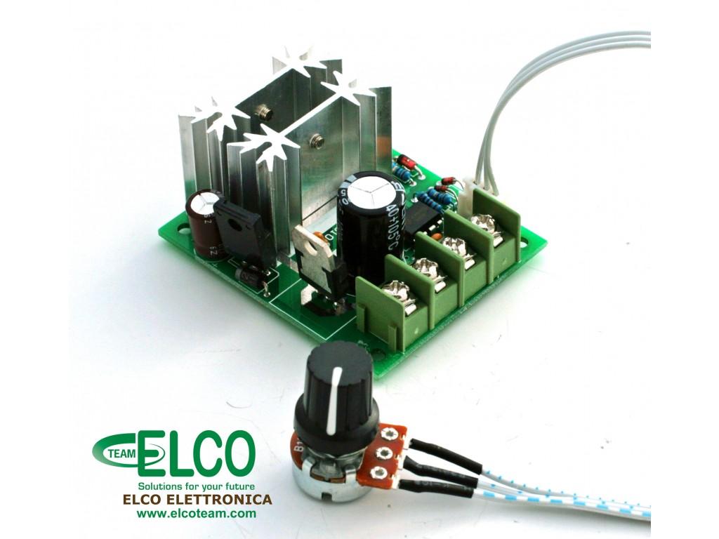 Schema Elettrico Regolatore Per Motori Brushless : Regolatore di tensione dc v ampere elcoteam