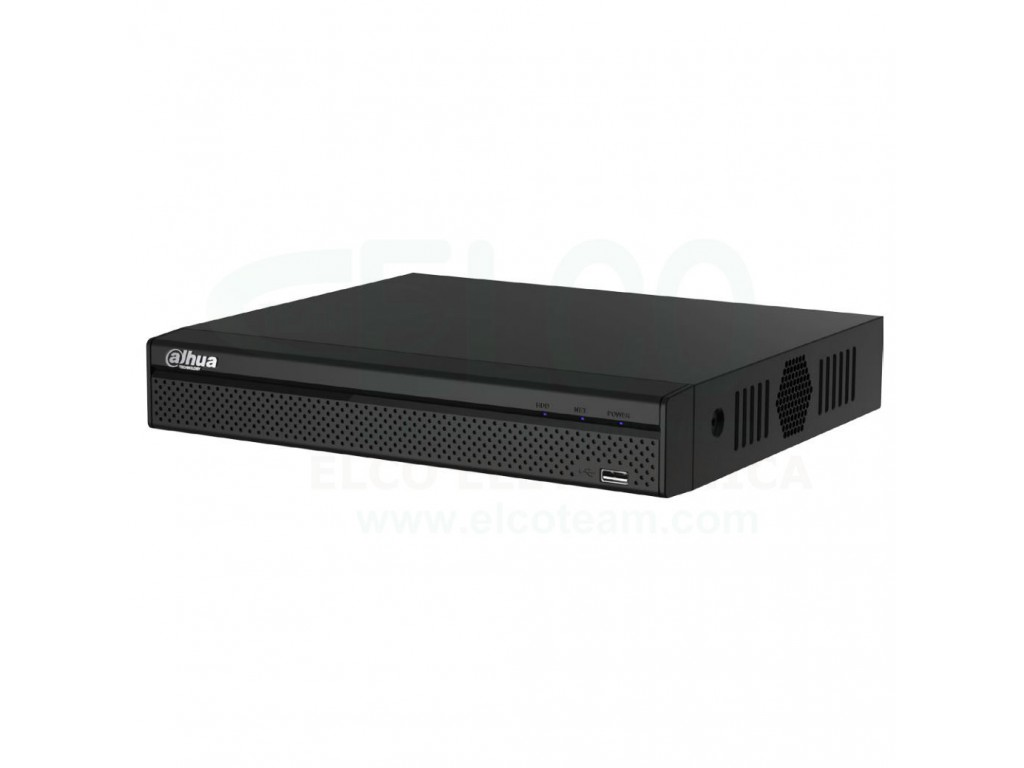 migliori marche design moderno cerca ufficiale Dahua DVR XVR5104 HDCVI Hybrid 4 Channel Video Recorder