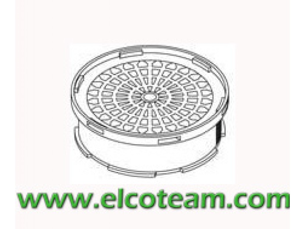 T0058735757 Exhaust filter for WFE Weller