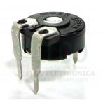 PT10LV10-102A2020 - Piher Trimmer PT10 Regolazione Verticale 1 KOhm