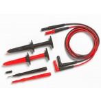 Fluke TL223 Set di puntali elettrici SureGrip™