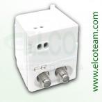 Alimentatore di antenna Fracarro MiniPower 12 morsetto - 270020