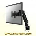 Supporto da scrivania per monitor NewStar FPMA-D600BLACK