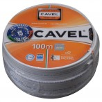 Cavo Antenna Coassiale 75 Ohm 7mm Cavel SAT703B