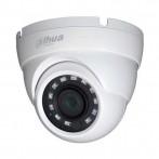Telecamera HDCVI IR Dome Eyeball 2 Megapixel Focale Fissa 3.6mm IP67 Dahua HAC-HDW1200M-S4