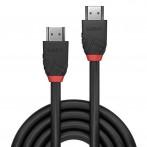 Cavo HDMI 2.0 High Speed Black 0,5 metri Lindy 36470