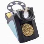Weller WSR202 Supporto di sicurezza Weller 2 in 1 con lana metallica e spugnetta T0051517699N
