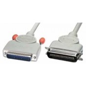 25DM / 36CM- 5m Bidirectional Parallel Printer Cable