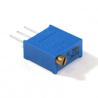 Bourns 3296W-1-100 Trimmer Cermet 10 Ohm