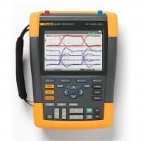 FLUKE Scopemeter 190-502 Oscilloscopio 2 Canali 500 MHz