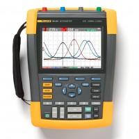 FLUKE Scopemeter 190-104 Oscilloscopio 4 Canali 100 MHz