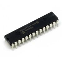 Microchip PIC16F876A-I/SP Microcontrollore a 8 bit