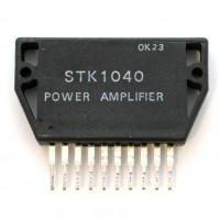 Sanyo STK 1040 Modulo Ibrido Audio