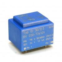 Trasformatore Incapsulato Era EI30/12,5 1,2VA - 115V - 24V