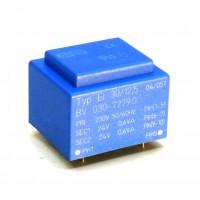 Trasformatore Incapsulato Era EI30/12,5 1,2VA - 230V - 2x24V