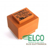 Trasformatore incapsulato Camerson 230 V - 12V - 2,3 VA EI30R