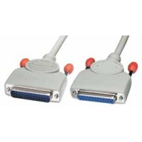 25-pole sub-D M / F 2 meters cable