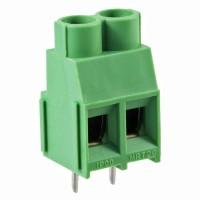 Stelvio MRT20P6.35/2 Morsettiera a Vite da PCB 2 Vie passo 6.35mm 32A 400V