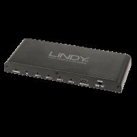Splitter Amplificatore HDMI 4K 4 porte Lindy 38221