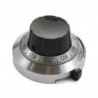 BI Technologies RB Manopola 46mm 15 Giri con Indicatore Numerico