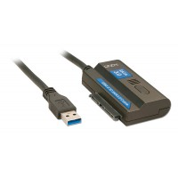 Adattatore USB 3.0 per Hard Disk SATA Lindy 43119