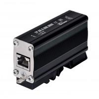 Scaricatore di sovratensione per linea Ethernet RJ45 Finder 7P.68.9.060.0600