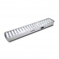 Alcapower 930353 Lampada di Emergenza Slim con 60 LED e Batteria al Litio