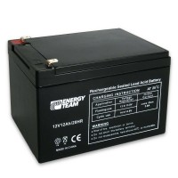 Batteria ermetica al piombo 12V 12Ah EnergyTeam