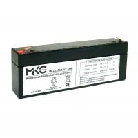 Batteria ermetica al piombo 12V 2,3Ah MKC