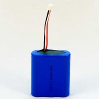 Pacco Batteria Li-Ion 3,7V 6000mAh 18650-3P
