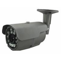 Telecamera Bullet AHD 2 MPixel Ottica Varifocal 5-50 mm e IR Led fino a 80mt