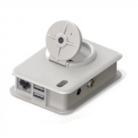 TEK CAM.40 Contenitore con modulo videocamera per Raspberry Pi