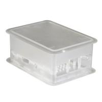 TEK-RPI-X3.0 Case XL trasparente per Raspberry Pi 3