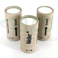 0058759725 Confezione Filtri Aria per Weller WR3M, WR3000M - 3 pezzi