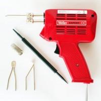 Weller Expert 8100UCK Saldatore a Pistola da 100 Watt con Kit Accessori