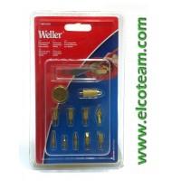 Punte di ricambio per Pirografo WELLER WHK 30EU - Kit 12 pezzi