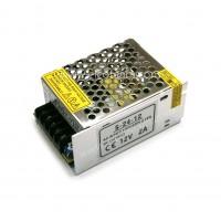 Alimentatore Switching compatto 12V 1,5A Sice