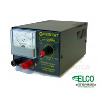 Alimentatore Regolabile Microset CS35A
