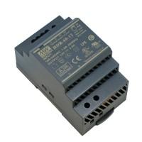 Mean Well HDR-60-12 Alimentatore Ultra Compatto 12V 4,5A da Barra DIN