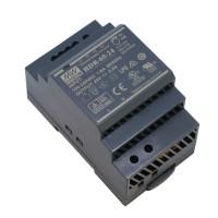 Mean Well HDR-60-24 Alimentatore Ultra Compatto 24V 2,5A da Barra DIN
