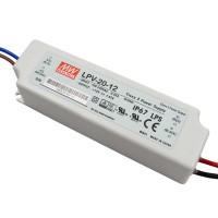 Alimentatore per LED Meanwell LPV-20-12