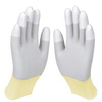 Guanti ESD con dita antiscivolo taglia XL