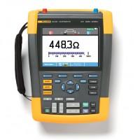 FLUKE Scopemeter 190-062 Oscilloscopio 2 Canali 60 MHz