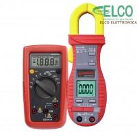 Kit Amprobe AM500 Multimetro Digitale e Pinza Amperometrica AC-10 PLUS